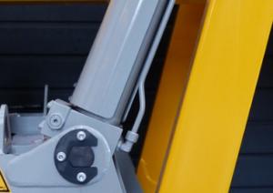 hydraulische Gerätebetätigung